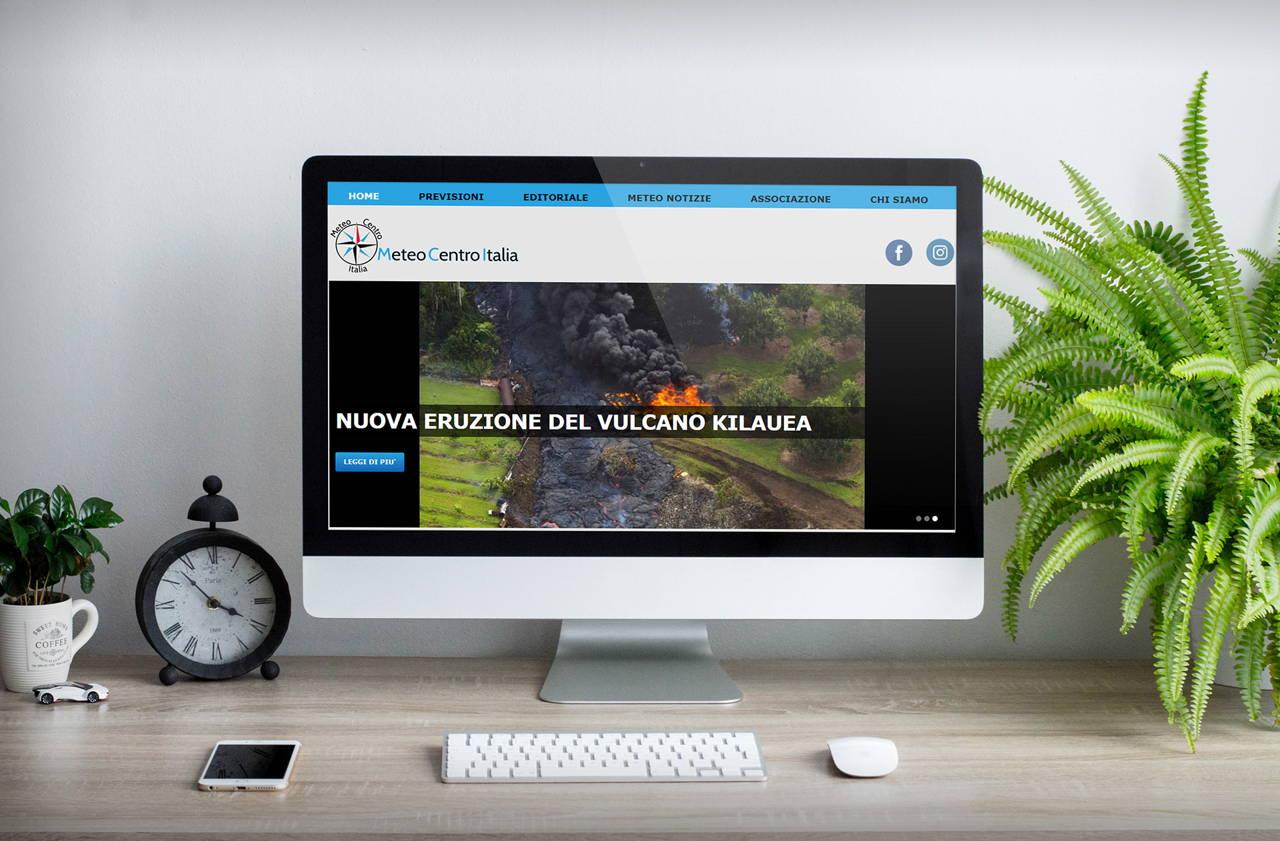 Meteocentroitalia.it - Website